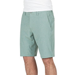 Volcom Surf N Turf Frickin Static Mens Hybrid Shorts, Sea Green, 256