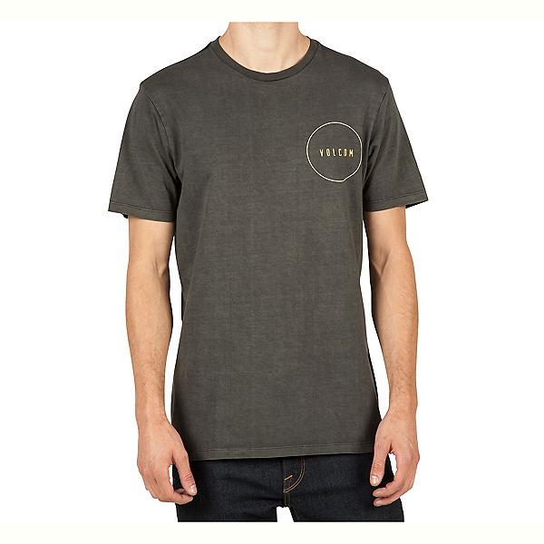 Volcom Removed Mens T-Shirt, Black, 600