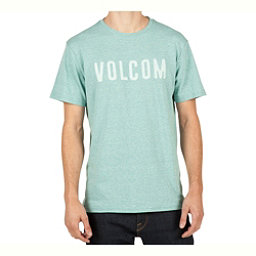 Volcom Trucky Mens T-Shirt, Sea Blue, 256