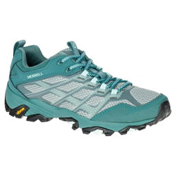 Merrell Moab FST Womens Shoes, Sea Pine, 256