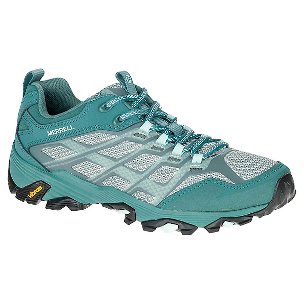 Merrell Moab FST Womens Shoes, Sea Pine, 600