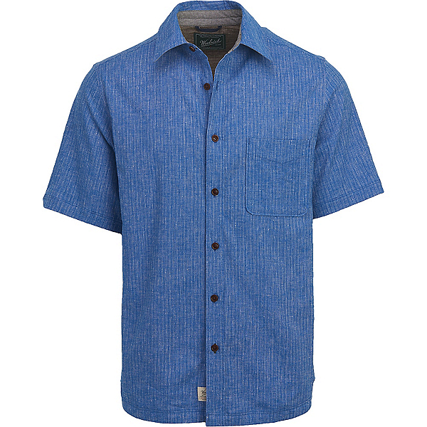 Woolrich Mainroad Eco Rich Short Sleeve Mens Shirt, , 600