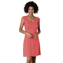 Toad&Co Sama Sama Dress, Spiced Coral, 256