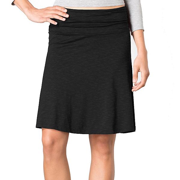 Toad&Co Chaka Skirt, Black, 600