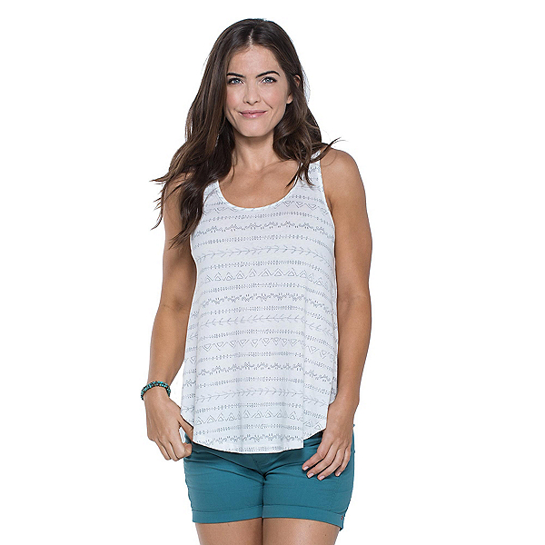 Toad&Co Papyrus Flowy Womens Tank Top, , 600