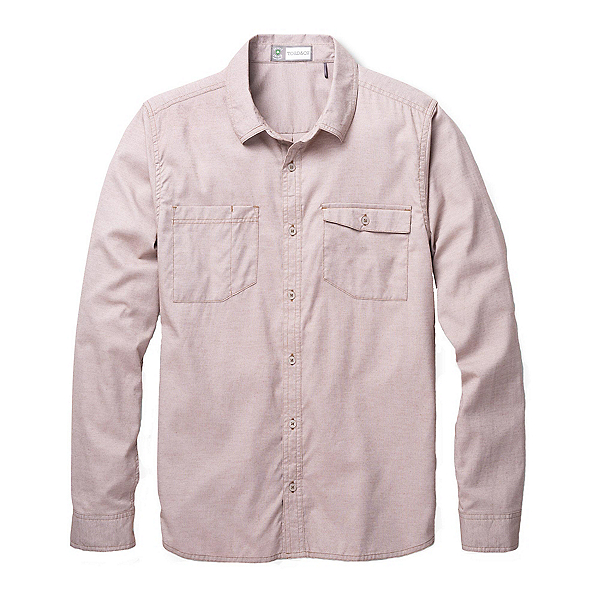 Toad&Co DeBug Riverbound Long Sleeve Mens Shirt, , 600