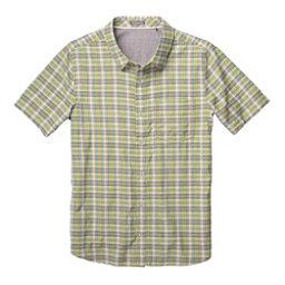 Toad&Co Airscape Short Sleeve Mens Shirt, Iguana, 256