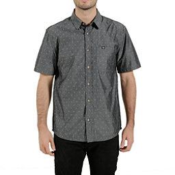 Tentree Borneo Mens Shirt, Black, 256