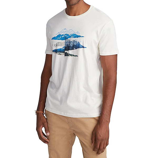Tentree Corcovado Mens T-Shirt, , 600