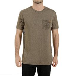 Tentree Gunlon Mens T-Shirt, Bungee Cord, 256