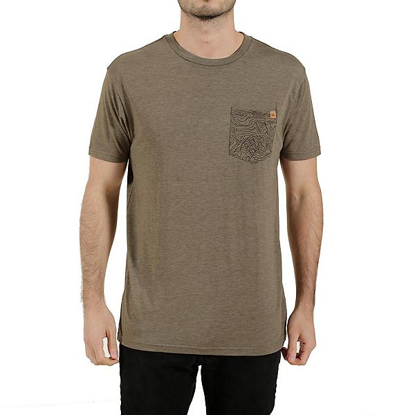 Tentree Gunlon Mens T-Shirt, , 600