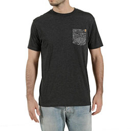 Tentree Gunlon Mens T-Shirt, Black, 256