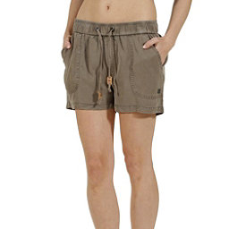 Tentree Instow Womens Shorts, Bungee Cord, 256