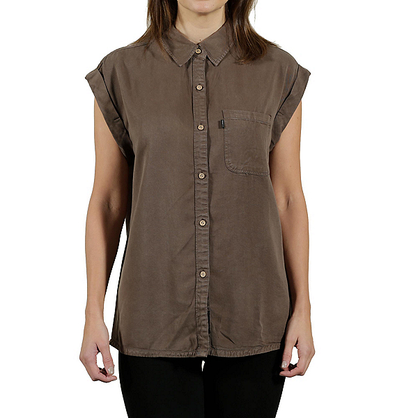 Tentree Sapindale Womens Shirt, , 600