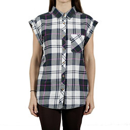 Tentree Mallow Womens Shirt, Moss, 256