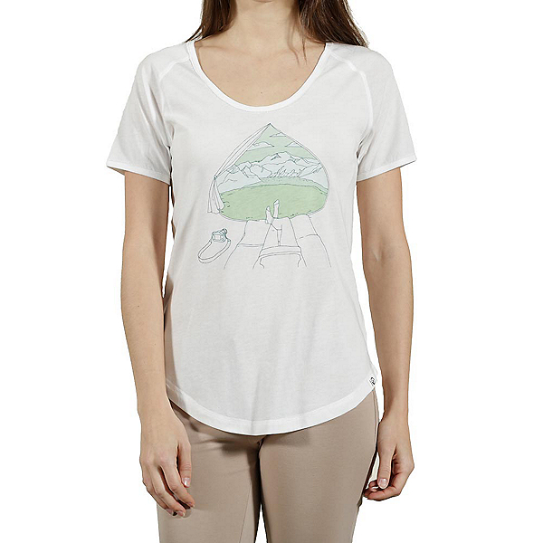 Tentree Olympic Womens T-Shirt, , 600