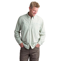 ExOfficio Atoll Long Sleeve Mens Shirt, Desert Sage, 256