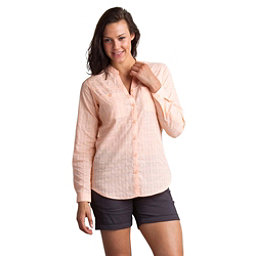 ExOfficio Fresco Long Sleeve Womens Shirt, Sunrise, 256