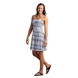 ExOfficio Wanderlux Print Tank Dress, Black-White, 256