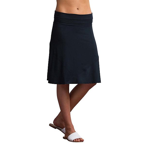 ExOfficio Wanderlux Convertible Skirt, Black, 600