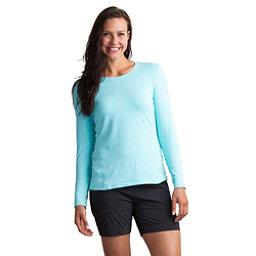 ExOfficio Lumen Long Sleeve Womens Shirt, Aruba, 256
