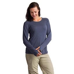 ExOfficio Lumen Long Sleeve Womens Shirt, Carbon, 256