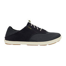 OluKai Nohea Moku Mens Shoes, Black-Black, 256