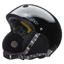 Capix Team Snow Helmet, Black, 256