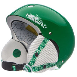 Capix Team Snow Helmet, Green, 256