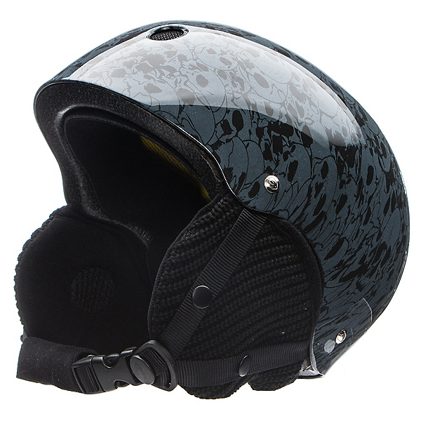 Capix Team Snow Helmet, Grey, 600