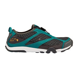 OluKai 'Eleu Trainer Womens Watershoes, Dark Shadow-Teal, 256