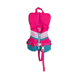 Liquid Force Dream Infant Life Vest 2018, Blue-Pink, 256