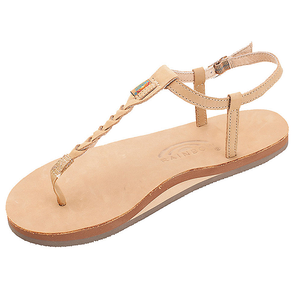 Rainbow Sandals T-Street Womens Sandals, Sierra Brown, 600