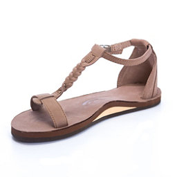 Rainbow Sandals Calafia Womens Sandals, Dark Brown, 256