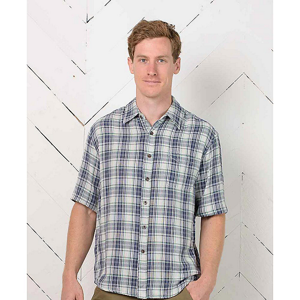Purnell Short Sleeve Double Sided Mens Shirt, , 600