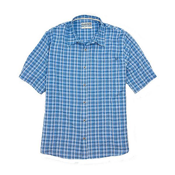 Purnell Quick Dry Plaid Mens Shirt, , 600
