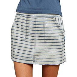 Purnell Striped Denim Skirt, , 256