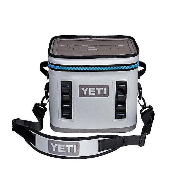 YETI Hopper Flip 12, Fog Gray-Tahoe Blue, 600