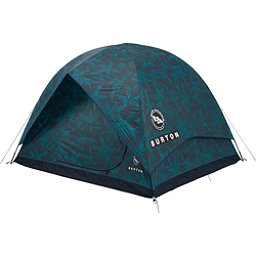 Burton Rabbit Ears 6 Tent 2017, Tropical Print, 256
