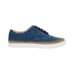 UGG Eyan II Canvas Womens Shoes, Navy, 256