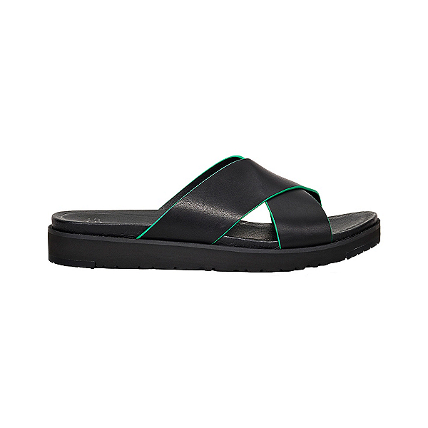 UGG Kari Womens Sandals, Black, 600