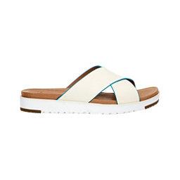 UGG Kari Womens Sandals, White, 256