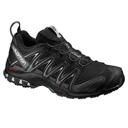 Salomon XA Pro 3D Mens Shoes, Black-Magnet-Quiet Shade, 256