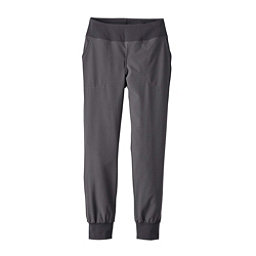 Patagonia Happy Hike Studio Womens Pants, Forge Grey-Forge Grey, 256