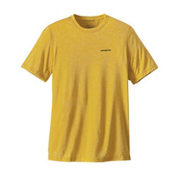 Patagonia Nine Trails Mens T-Shirt, Chromatic Yellow, 256