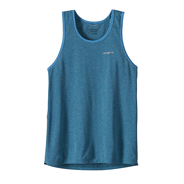 Patagonia Nine Trails Singlet Mens Tank Top, , 600