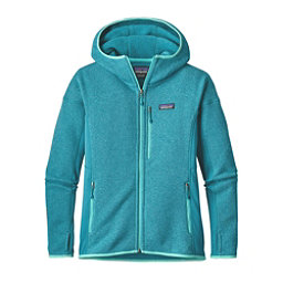 Patagonia Performance Better Sweater Womens Hoodie, True Teal, 256