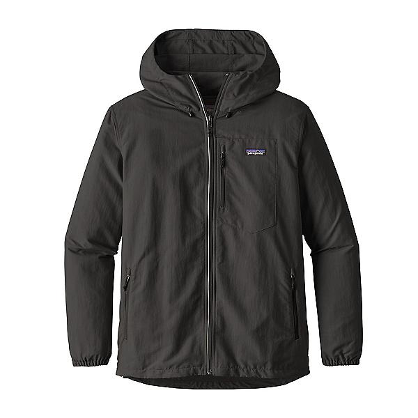 Patagonia Tezzeron Mens Jacket, Ink Black, 600