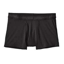 Patagonia Capilene Daily Boxer Briefs, Black, 256