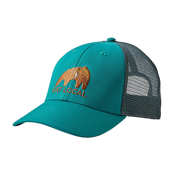 Patagonia Eat Local Upstream LoPro Trucker Hat, , 600